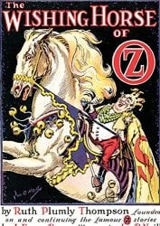 The Wishing Horse of Oz - Oz Books in Order