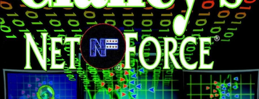 Tom Clancy's Net Force Books in Order