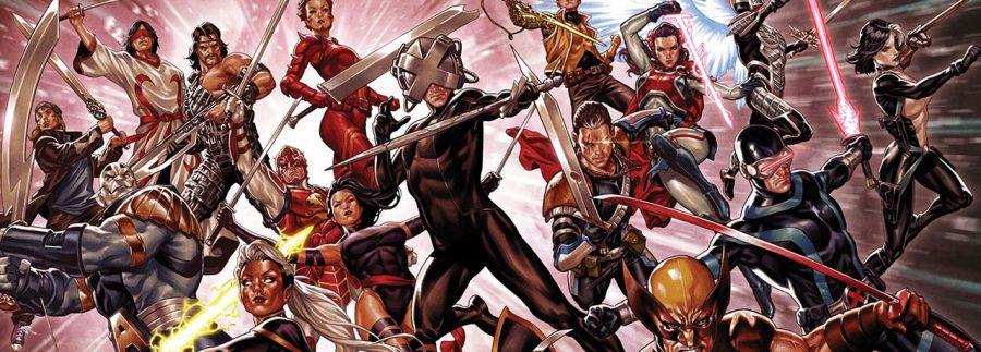 X-Men: X of Swords Reading Order