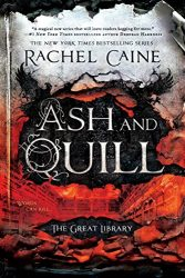 Ash and Quill The Great Library Books in Order