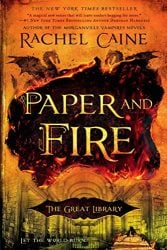 Paper and Fire The Great Library Books in Order