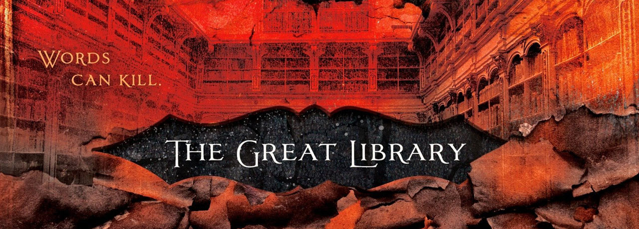 The Great Library Books in Order: