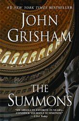 The Summons John Grisham Books in Order