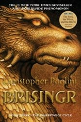 Brisingr Inheritance Cycle Book 3 Christopher Paolini Books in Order