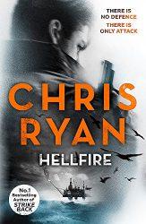 Hellfire Danny Black book series in order by Chris Ryan