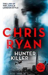 Hunter Killer Danny Black book series in order by Chris Ryan