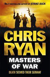 Masters Of War Danny Black book series in order by Chris Ryan