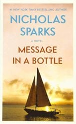Message in a Bottle - Nicholas Sparks Books in Order