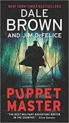Puppet Master Dale Brown's Dreamland Books in Order