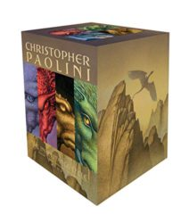 The Inheritance Cycle Series 4 Book Set Christopher Paolini Books in Order