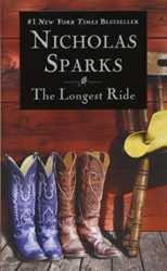 The Longest Ride - Nicholas Sparks Books in Order