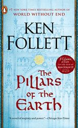 The Pillars of the Earth Ken Follett books in order
