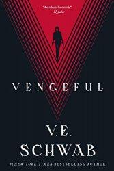 Vengeful Victoria VE Schwab Books In Order