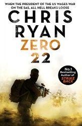 Zero 22 Danny Black book series in order by Chris Ryan