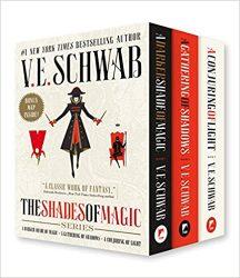Boxset Shades of Magic Books in Order