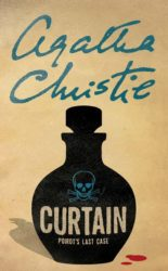 Curtain Poirot's Last Case - Hercule Poirot by Agatha Christie Reading Order