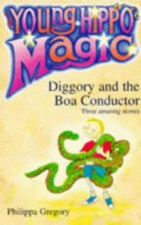 Diggory and the Boa Conductor - Philippa Gregory Books in Order