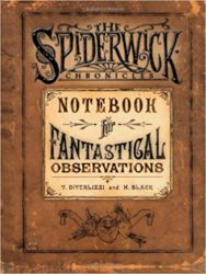 Notebook for Fantastical Observations The Spiderwick Chronicles Books in Order