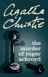 The Murder of Roger Ackroyd - Hercule Poirot by Agatha Christie Reading Order