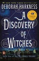 A Discovery of Witches All Souls Trilogy Book 1 - Deborah Harkness Books in Order