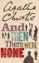 And Then There Were None - Agatha Christie Books in Order