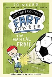 Doctor Proctor's Fart Powder The Great Gold Robber Jo Nesbo Books in Order