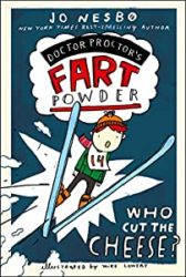 Doctor Proctor's Fart Powder Who Cut the Cheese Jo Nesbo Books in Order