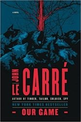 Our Game John le Carre Books in Order