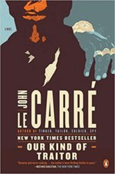 Our Kind of Traitor John le Carre Books in Order