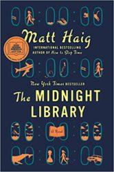 The Midnight Library Matt Haig Books in Order