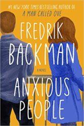Anxious People Fredrik Backman Books in Order