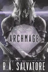 Archmage - Homecoming Trilogy - The Legend of Drizzt Books in Order