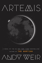 Artemis - Andy Weir Books in Order