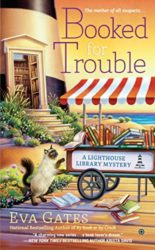 Booked for Trouble - Lighthouse Library Mystery Series Book 2