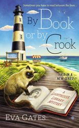 By Book or By Crook - Lighthouse Library Mystery Series Book 1
