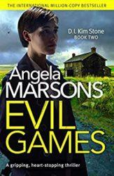 Evil Games DI Kim Stone Books in Order