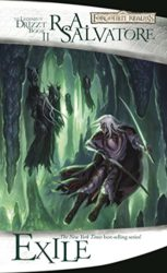 Exile - The Dark Elf Trilogy - The Legend of Drizzt Books in Order