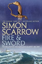 Fire and Sword Simon Scarrow Books in Order
