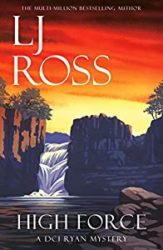 High Force DCI Ryan Books in Order
