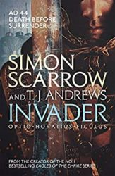 Invader Simon Scarrow Books in Order