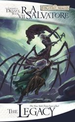 Legacy - Legacy of the Drow Tetralogy - The Legend of Drizzt Books in Order