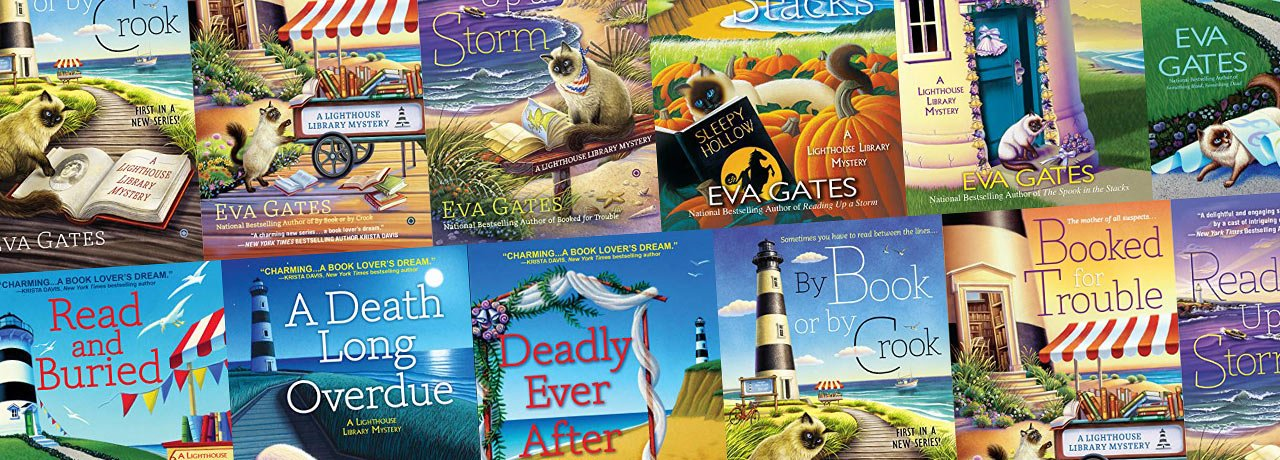 Lighthouse Library Mystery Series Books in Order