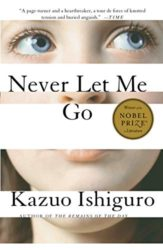 Never Let Me Go - Kazuo Ishiguro Books in Order