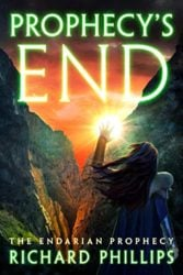 Prophecy's End - The Endarian Prophecy Books in Order