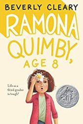 Ramona Quimby, Age 8 Ramona Quimby Books in Order