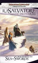 Sea of Swords - Paths of Darkness - The Legend of Drizzt Books in Order