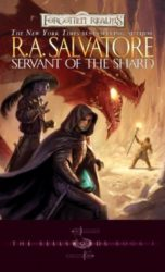 Servant of the Shard - The Sellswords Trilogy - The Legend of Drizzt Books in Order