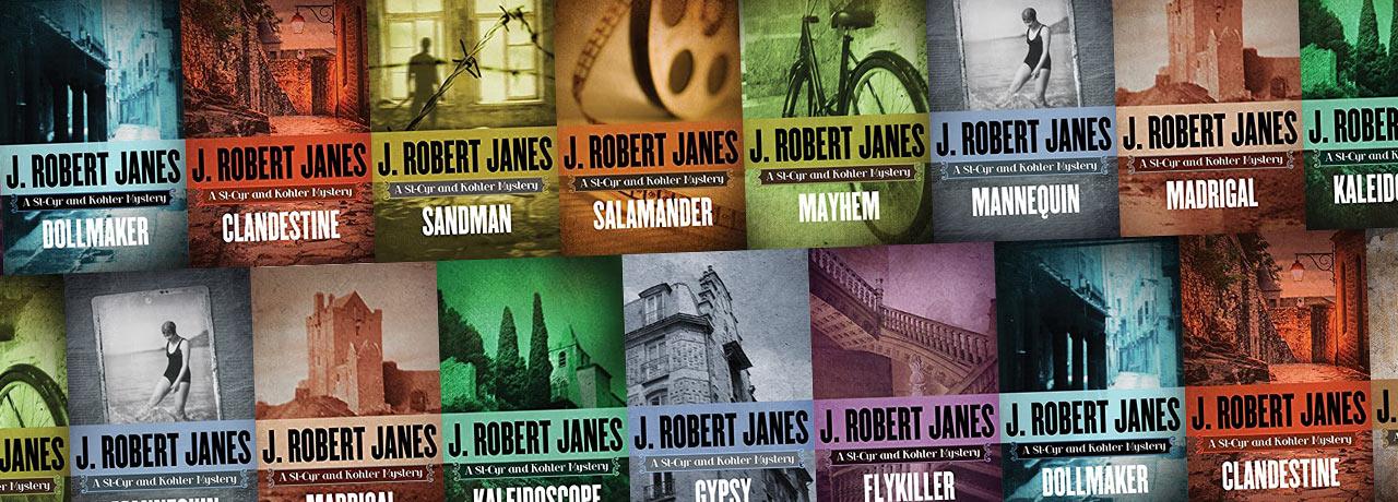 St. Cyr and Kohler Books in Order
