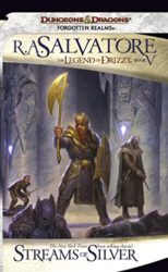 Streams of Silver - The Icewind Dale Trilogy - The Legend of Drizzt Books in Order