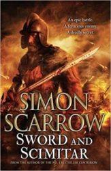 Sword and Scimitar Simon Scarrow Books in Order